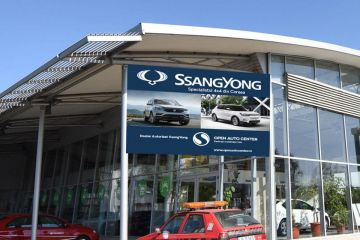 SsangYong se extinde in Moldova